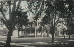 GRIDLEY, Illinois, 1900-10s; Res. C.M. Coyle