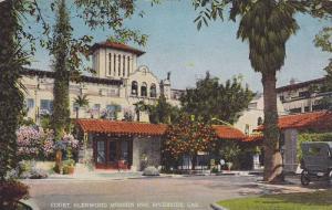 Court, Glenwood Mission Inn, Riverside,  California,  00-10s