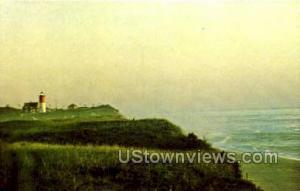 Nauset Light Cape Cod National Seashore MA Unused
