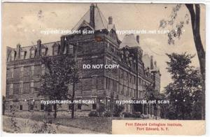 Collegiate Institute, Fort Edward NY