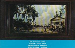 Florida White Springs Old Folks At Home Florida's State Song Stephen Foster M...