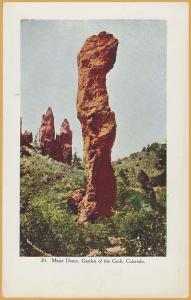 Colorado Springs, Colorado- Major Domo, Garden of the Gods