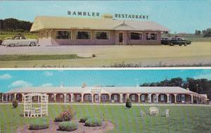 Missouri Cameron Rambler Motel and Restaurant