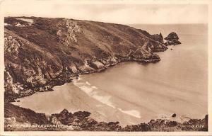 Petit Port Bay Panorama Guernsey