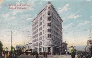 First National Bank Building, Oakland, California, PU-1911