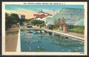New York, Brooklyn - Botanical Garden - Prospect Park - [NY-378]