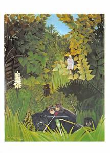Henri Rousseau - Art
