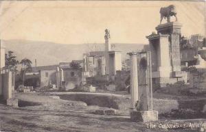 The Cerameicos, Athens, Greece, 1910-1920s