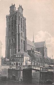 Dordrecht Holland Groote Kerk Dordrecht Groote Kerk