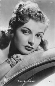 Ann Sheridan American actress
