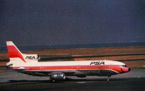 Pacific Southwest Airlines - L-1011      (maryjayne's.com)
