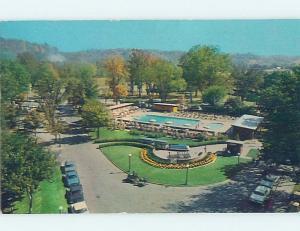 Pre-1980 SHERATON HOTEL French Lick Indiana IN c1421