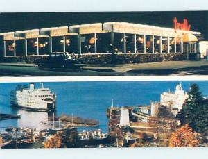 1980's TROLL'S SEAFOOD RESTAURANT Horseshoe Bay - West Vancouver BC B8551-12
