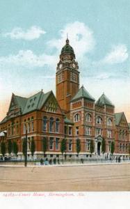 AL-Birmingham- Courthouse
