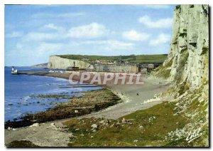 Modern Postcard Le Treport Seine Maritime