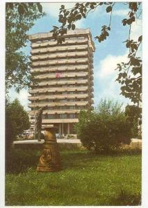 BACAU - Hotel Decebal, Romania, PU-1971
