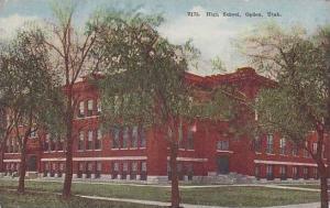 Utah Ogden High School