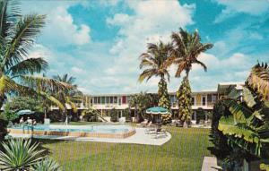 Florida Naples White Sands Apartments 1970