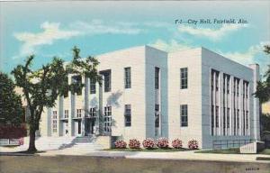 Alabama Fairfield City Hall
