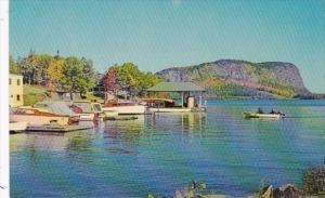 Maine Moosehead Lake Marina