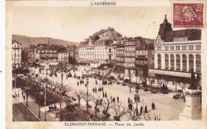 France Clermont Ferrand Place de Jaude 1943