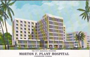 Florida Clearwater Morton F Plant Hospital