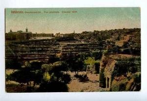 127479 PALESTINE BETHLEHEM General View Vintage colorful PC