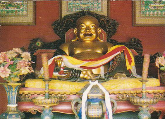 China Big Belly Budha Of Maitreya