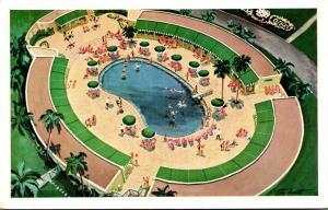 Cuba Havana Hotel National Cabana Sun Club and swimming Pool