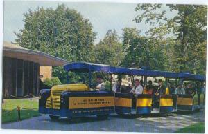 Tractor Train Detroit Zoological Park Royal Oak Michigan MI