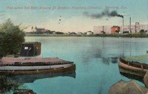 WINNIPEG, Manitoba, Canada, 1912 ; Red River View