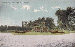 Scene In O Fallon Park Saint Louis Missouri
