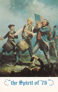 American Revolution Bicentennial Spirit Of '76