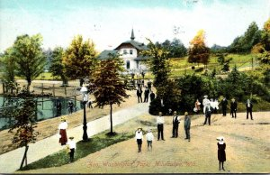 Milwaukee Milwaukee Washington Park 1908