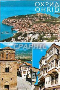 Postcard Modern Oxpna Ohrid