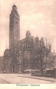 Westminster Cathedral United Kingdom, Great Britain, England Unused