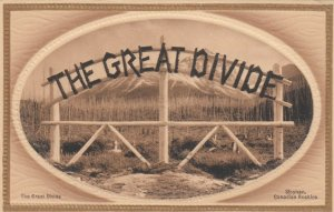 STEPHEN , British Columbia , 00-10s ; The Great Divide