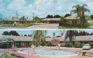 Florida St Augustine Linda Vista Court and Swimming Pool