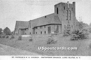 St Patrick's RC Church, Smithtown Branch, L.I., New York