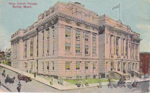 BUTTE, Montana; New Court House, 00-10s