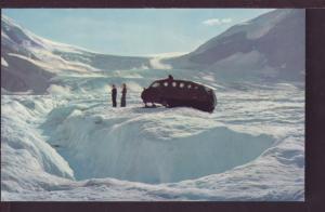 Atabasca Glacier Alberta Canada Post Card 3715