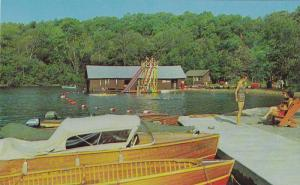 Beach and Waterfront Activities at Miners' Bay Lodge, Haliburton Highlands, G...