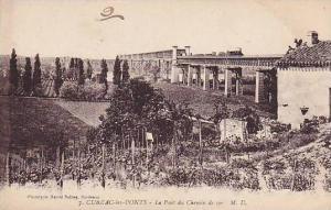 CUBZAC-les-PONTS, Le Pont du Chemin de ter, Gironde, France, 00-10s