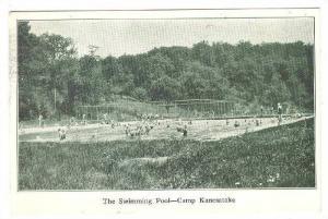 The Swimming Pool, Camp Kanesatake, Pennsylvania, PU-1946