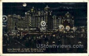 Hotel Traymore Atlantic City NJ 1917