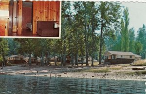SORRENTO , B.C., Canada , 50-60s ; Maples Resort , Shuswap Lake
