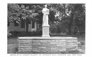 Shrine of St Vincent Pallotti Harriman, New York Postcard