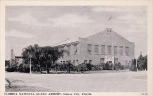 Florida Haines City Florida National Guard Armory