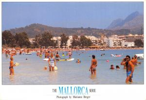 Mallorca Majorca Spain Postcard, Alcudia O55