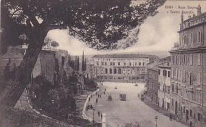 Roma , Italy , 00-10s ; Rupe Tarpea e Teatro Marcello